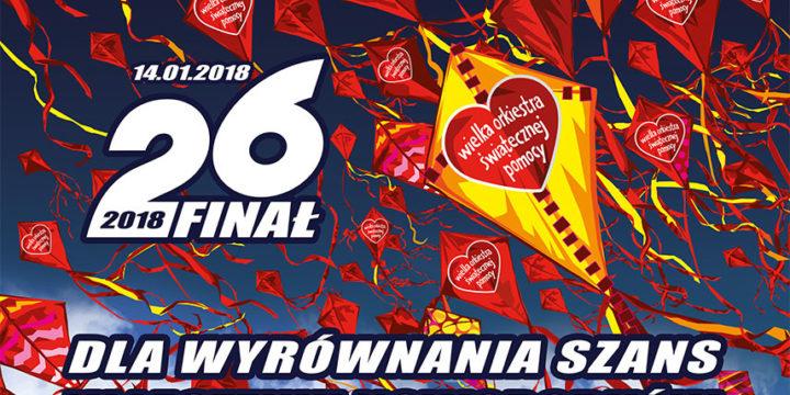 WOŚP po raz 26. zagra w Tarnowie!