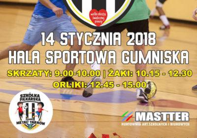 Turniej piłkarski dla dzieci na rzecz WOŚP