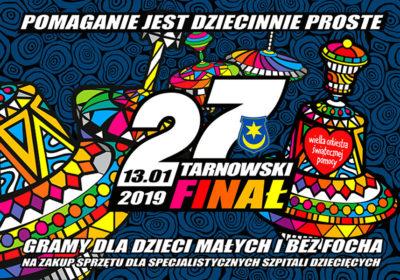 27. tarnowski Finał WOŚP