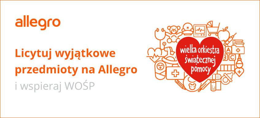 Aukcje Tarnowski Sztab Wosp